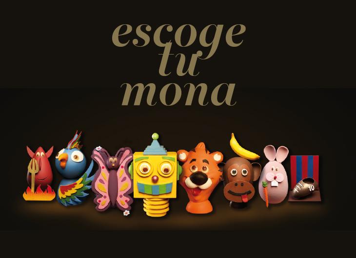 ¡Celebra esta Pascua, con las Monas de La Pastisseria Barcelona!