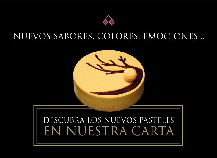 Nous sabors, colors, emocions… Tota una nova carta de sensacions!