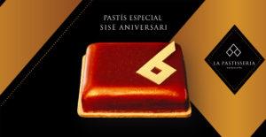 Pastel Especial Sexto Aniversario