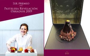 Ana Lucía Jarquín, gana el premio a la mejor Pastelera Revelación Obrador 2019