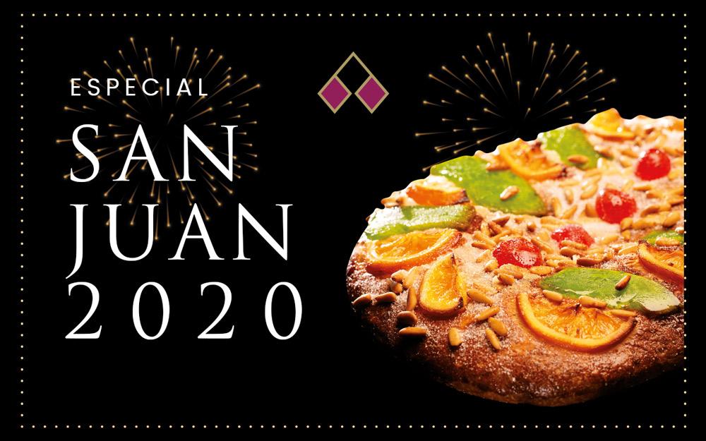 Celebra este San Juan con las cocas de La Pastisseria Barcelona