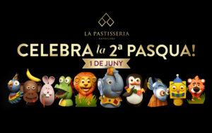 Celebra la 2ª Pasqua!